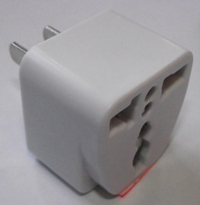 Universal To UK Plug Power Wall Charger Adapter 10A 250V