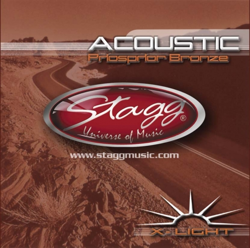 Stagg AC-1048 acoustic guitar strings